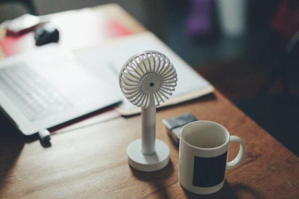 Schreiben bei Hitze?