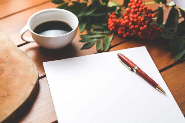 Warum schreiben sinnvoll ist – obwohl es sich nicht so anfühlt